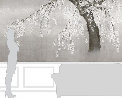Japanese Cherry - Wallpaper