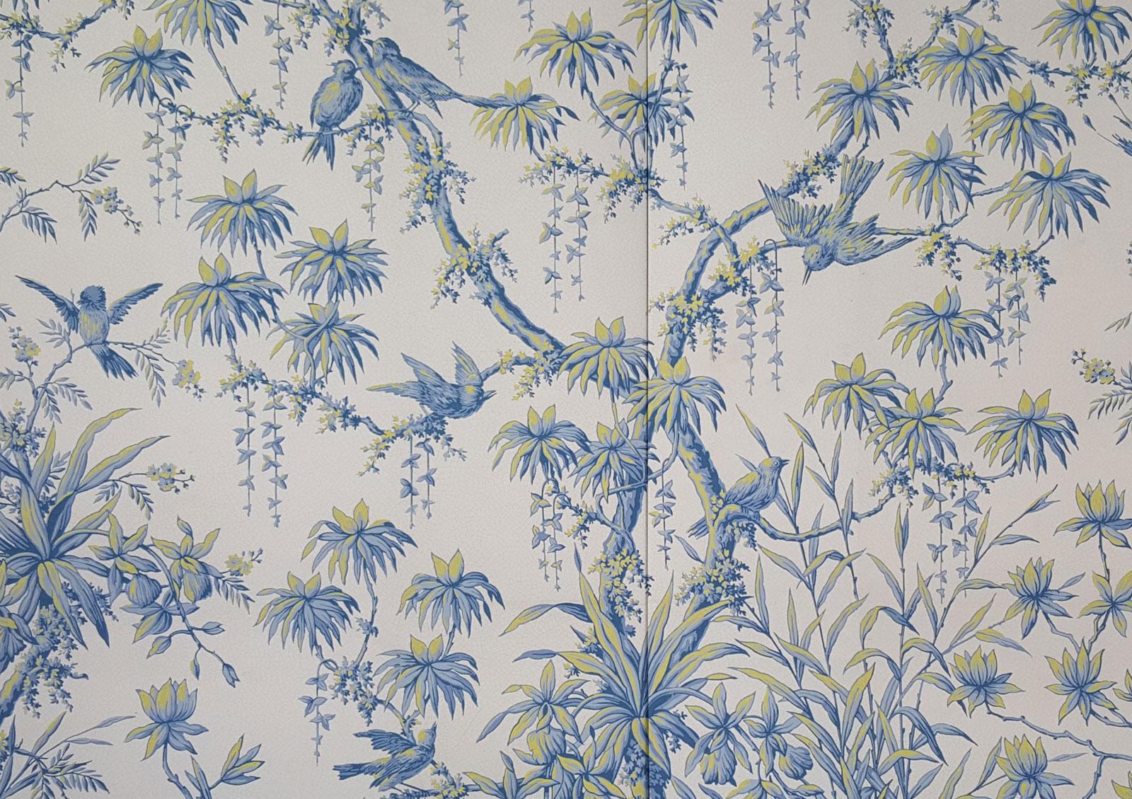 Décoration Japonaise - Chinoiserie 19eme - Papier peint - Papiers de ...