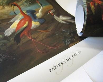 10 Panneaux décoratifs - Papier peint