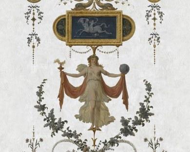 Boudoir de la Reine - Grotesque N°8