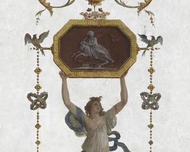 Boudoir de la Reine - Grotesque N°1
