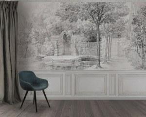 Papiers peints panoramiques sur-mesure et décoratifs - Papiers de Paris