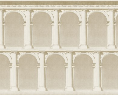 Arches et Colonnes /2 - Papier peint