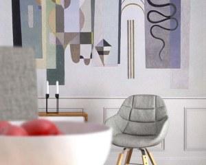 Kandinsky - Papier peint