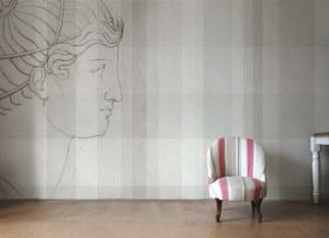 Portrait - Papier peint