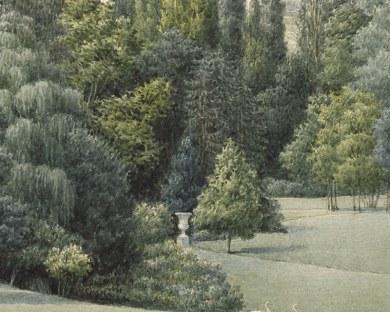 Paysage Panoramique 2 - Papier peint