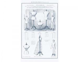 Haute Couture - Papier peint