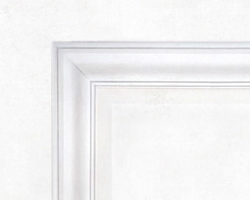 ornement mural moulures sur papier peint papiers de paris. Black Bedroom Furniture Sets. Home Design Ideas
