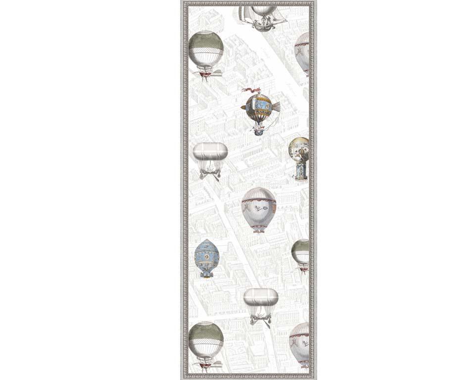 panneau d coratif montgofli res 1 5 papiers de paris. Black Bedroom Furniture Sets. Home Design Ideas