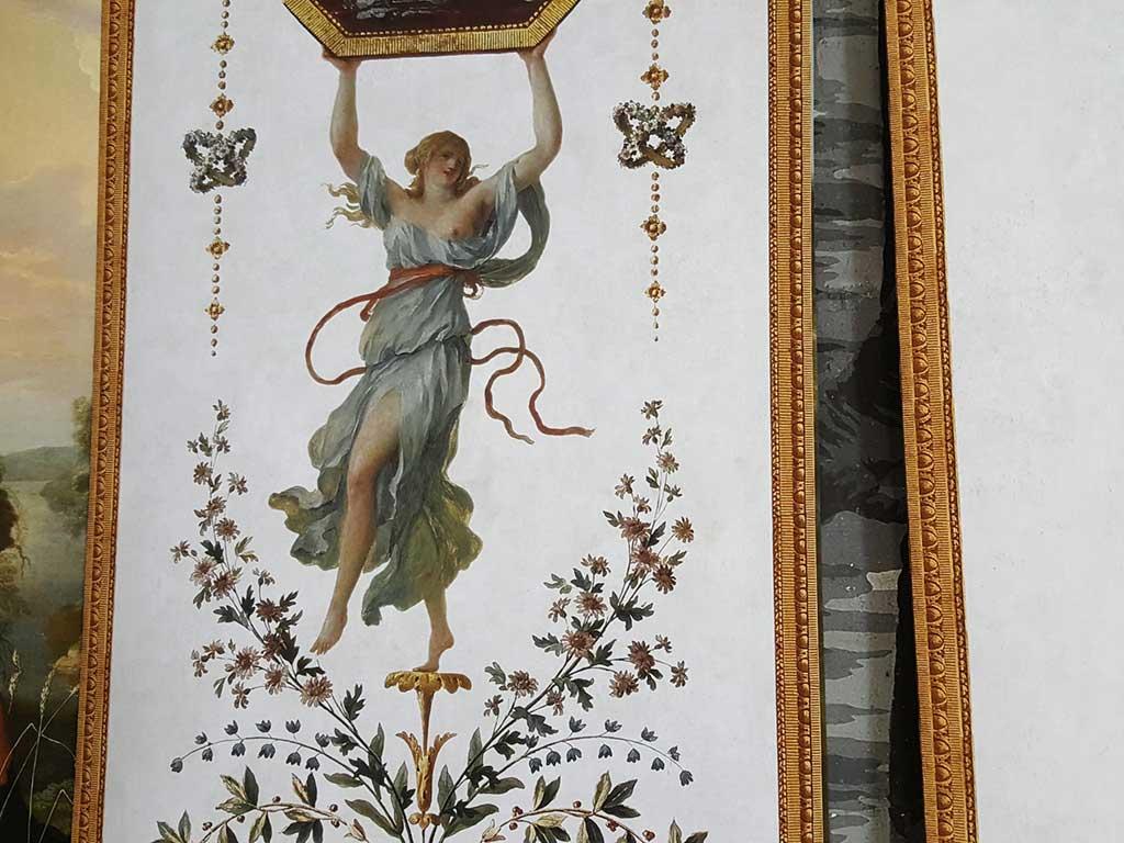 Papier Peint Style Atelier grotesque panel - xviiith century - wallpaper #8 - papiers
