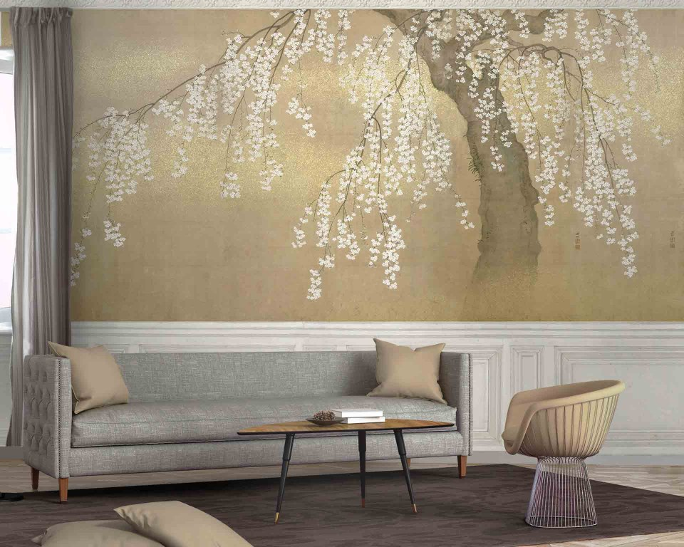 Asian style wallpapers murals