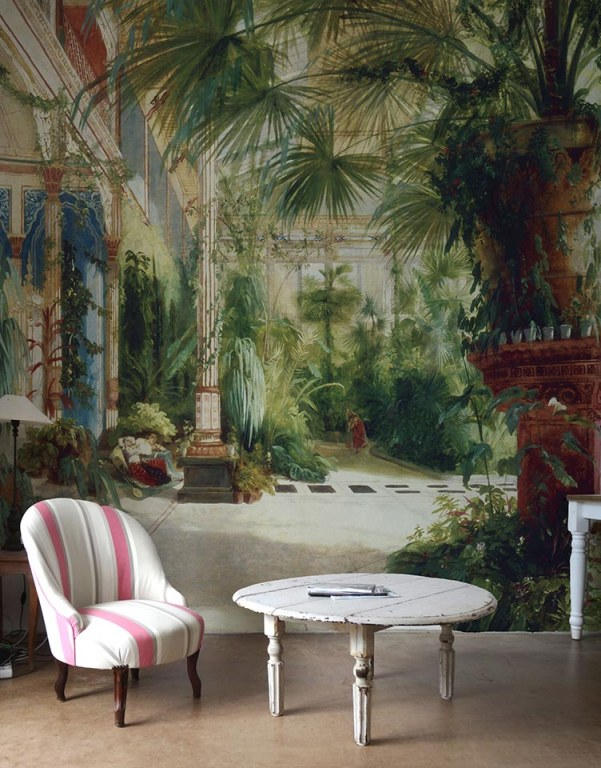 Exotic trend: our panoramic wallpapers