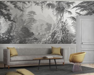 Eden - 1861 - wallpaper mural