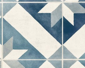 Ciment tiles /1 - Wallpaper mural