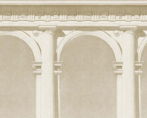 Arche & Columns /2 - Wallpaper mural