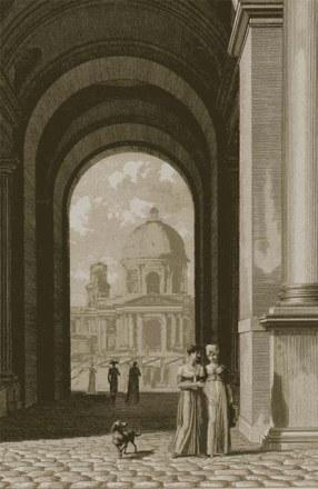 Le Louvre - Canvas