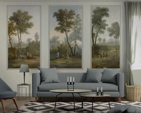 Cinq Sens N°3- Decorative Panel