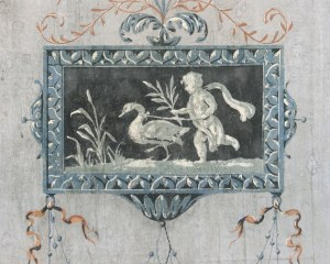 18th panels N°1 - Decorative Panel