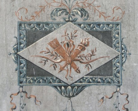 18th panels N°4 - Decorative Panel