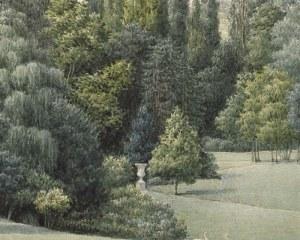 Panoramic Landscape 2 - Wallpaper mural
