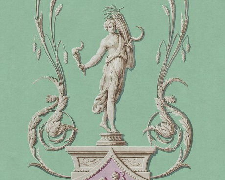 The Four Seasons - Summer - Decorative Panel