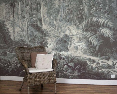 Brasilian Forest - Wallpaper mural