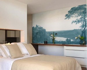 Lake Nemi - Wallpaper mural