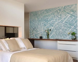 Paris 1739 - Wallpaper mural