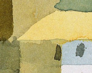 Sicily - Paul Klee - Wallpaper mural