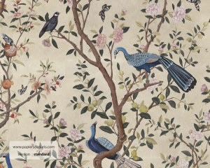 Chinoiserie 18th - Wallpaper