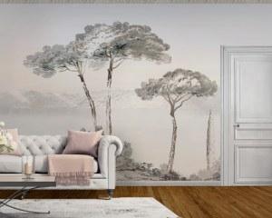 Umbrella Pines - Wallpaper