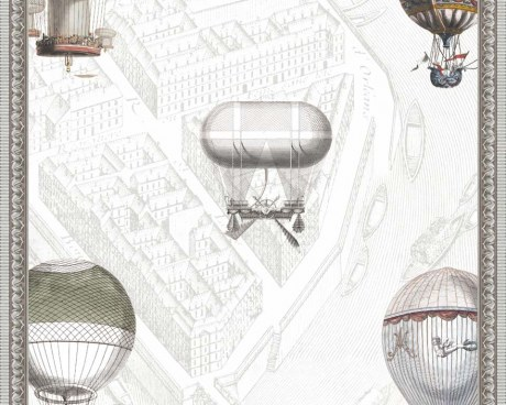 Balloons 5/5 - Decorative Panel