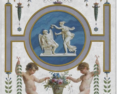 Psyché 4/4  -Decorative Panel