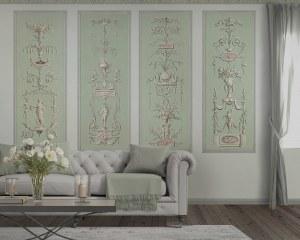 The Four Seasons - Spring - Decorative Panel