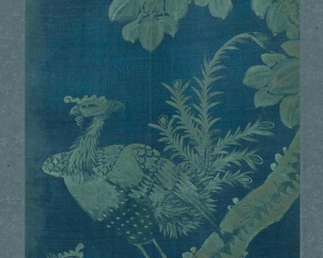 Correen Panels N°1&2 - Flowers&birds