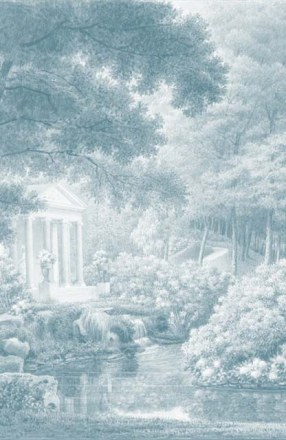 Tempio dell'amore - carta da parati