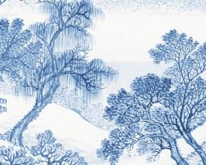 Montagne cinesi - Carta da parati