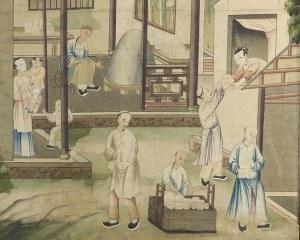 Carta de parati cinese N°6 - Carta de parati