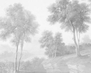 Paesaggio di campagna - Carta da Parati