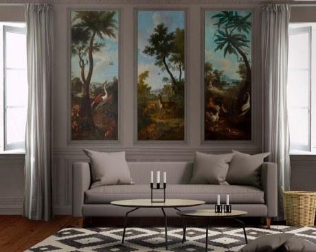 Pannello Paesaggio N°3 - Pannelli decorativi