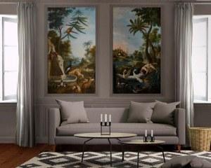 Pannello Paesaggio N°5 - Pannelli decorativi