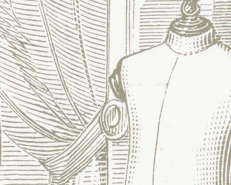 Haute couture - carta da parati