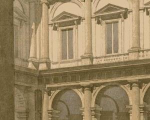 Palazzo Farnese - carta da parati
