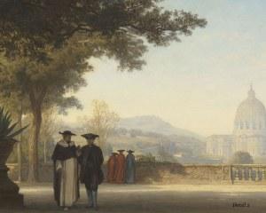 La Villa Pamphili  - Carta da parati