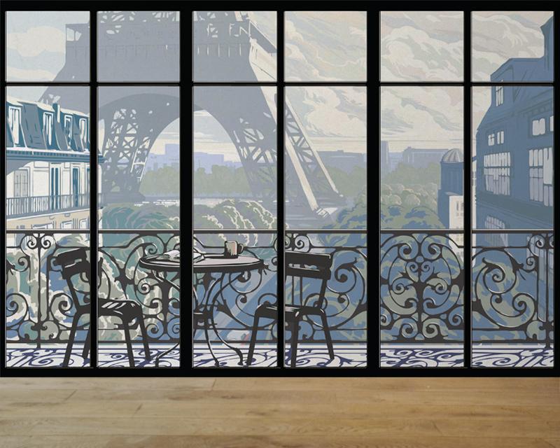 Le papier peint Design - Papiers de Paris