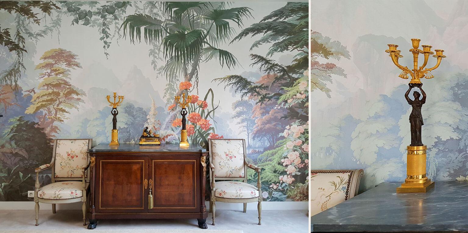 Wallpaper murals manufacturer
