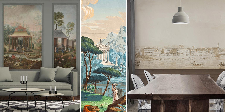Papier Peint Style Atelier papier peint panoramique - editeur et créateur français
