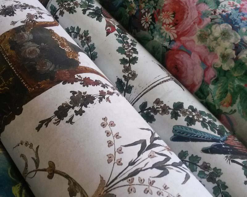 paravent papier peint sur mesure papiers de paris. Black Bedroom Furniture Sets. Home Design Ideas