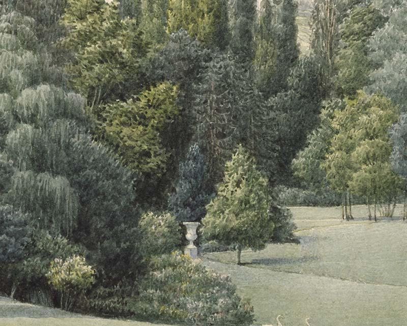 Papier peint panoramique - Paysage Panoramique 2 - Papiers de Paris