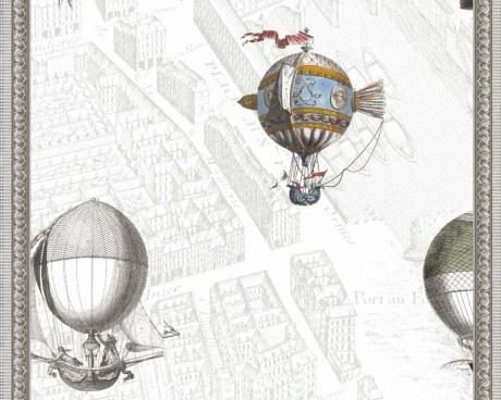 Nouveau décor : Les Mongolfières de Paris